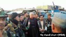 معاون اول ریاست جمهوری افغانستان دلیل ناامنی ها در کشور را یک بار دیگر مداخلۀ ادارۀ استخبارات پاکستان یا آی.اس.آی دانست