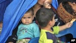 د افغانستان د سرې میاشتې ټولنه وايي دا مهال تر ۷۰۰۰ زیات ماشومان په زړه سوري دي او د ۱۶۰۰ تنو ژوند یې له جدي ګواښ سره مخامخ دي.