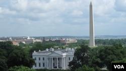 美国总统官邸白宫
