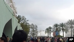 Abagwanya Reta ya Libya Baragize Igitero ca Mbere ku Murwa Mukuru, Tripoli