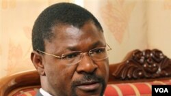 Menteri Luar Negeri Kenya, Moses Wetangula.