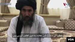 طالبان رہنما ملّا عبدالسلام ضعیف ہمسایہ ممالک سے کیا توقع رکھتے ہیں؟