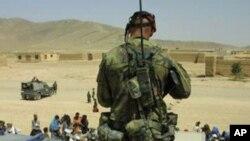 اعزام عساکر علاوگی جمهوری چک به افغانستان