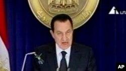 ประธานาธิบดีอียิปต์ตั้งหัวหน้าหน่วยข่าวกรองและคนสนิทเป็นรองประธานาธิบดี
