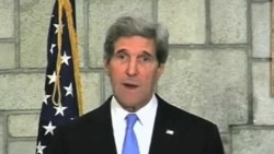 Kerry, Karzai Discuss Prisoner Transfer, Taliban Talks