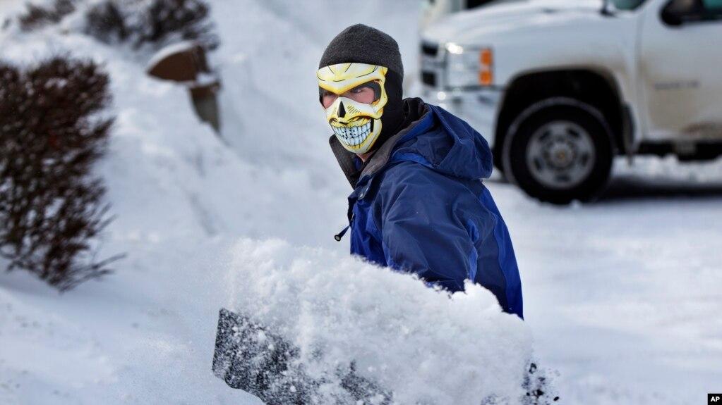 Efektet shëndetësore të të ftohtit ekstrem
