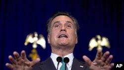 Mitt Romni, respublikachilardan yetakchi da'vogar