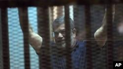 محمد مرسي له واکه د پخواني ولسمشر حسن مبارک له ګوښه کېدو وروسته، د ازادو انتخاباتو له لارې د مصر ولسمشر شو.