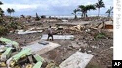 南太平洋海啸死亡人数上升