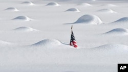 Najveća snježna oluja posljednjih desetljeća paralizirala veći dio SAD