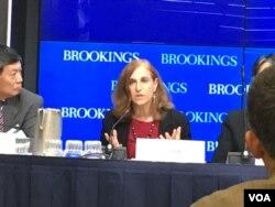 战略与国际研究中心中国权力项目主任葛莱仪