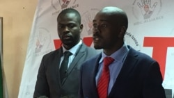 Human Rights Lawyer Says Chamisa 'Swearing-in' Big Joke