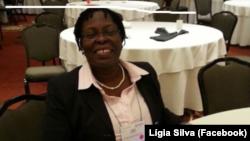 Lígia Silva, professora universitária guineense nos Estados Unidos