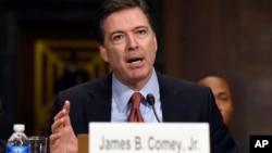 El director del FBI, James Comey, dijo el miércoles, 9 de diciembre de 2015, al Congreso estadounidense que los atacantes en San Bernardino, California, se habían radicalizado hace por lo menos dos años.