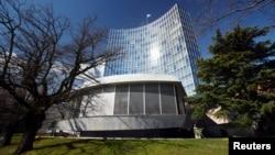位於日內瓦的世界知識產權組織總部。(2020年3月3日)