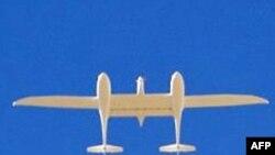 Chiếc máy bay Taurus G4 của đội Pipistrel-USA, tham gia cuộc thi Green Flight Challenge