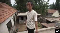 山東東師古村農民陳光福(資料照)