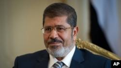 محمد مرسی، رییس جمهوری مصر