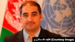 سالارزی وایي د افغانستان پر نوې امنیتي تګلارې کار روان دی
