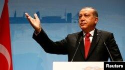 """Pemerintahan Erdogan melakukan berbagai """"penumpasan"""" yang dikatakannya untuk mencegah ancaman keamanan terhadap pemerintah yang berkuasa (foto: ilustrasi)."""