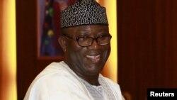 Ministan harkokin Ma'adinai Kayode Fayemi