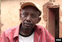 Valens Rukiriza, pictured, says he has forgiven Silas Bihizi for participating in killing five of Rukiriza's relatives in 1994. (VOA)