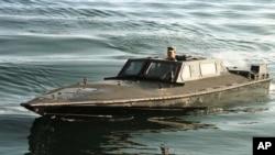 Kapal patroli di perairan Korea Selatan. (Foto: Dok)
