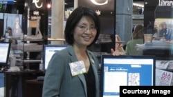 미 의회도서관 한국과의 소냐 리 수석사서.