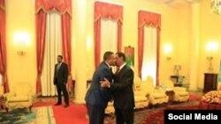 Daarekterii Omn Jawaar Mohaammadii hardha pirez.Itoophiyaa Mulaatuu Teshomeetiin wal mari'ate