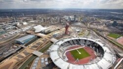 Pembukaan Stadion Olimpiade London - VOA Sports