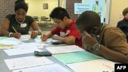 У США зростає кількість іноземних студентів