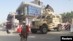 افغان چارواکي وايي طالبان یې د فراه له ښاره شړلي دي
