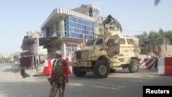 مقامها میگویند که طالبان دیشب از شهر فراه متواری شدند
