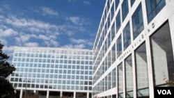 首都华盛顿某联邦政府办公楼
