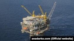 Plataforma da Anadarko