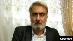 عباس واحدیان شاهرودی، زندانی سیاسی در ایران. آرشیو