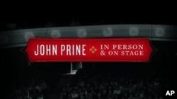 Latest John Prine CD Features Live Performances