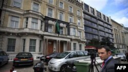 Londra'daki Libya Büyükelçiliği