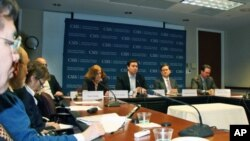戰略與國際研究中心專家討論習近平訪美