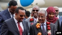 Firai Ministan Habasha ya tarbi tawagar Eritrea