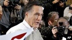 သမၼတအိုဘားမားကုိ ယွဥ္ၿပိဳင္ဖို႔ အလားအလာေကာင္းေနတဲ့ Republican ပါတီက မစၥတာ Mit Romney