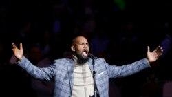R. Kelly es declarado culpable en una corte de Nueva York