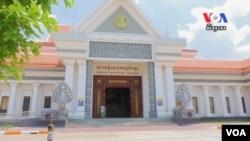 North Korea's Angkor Panorama Museum in Siem Reap, Cambodia.