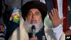 خادم حسین رضوی، رهبر تحریک لبیک پاکستان