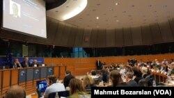 European Parliament Speaker Antoni Tajani