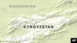 """L'an dernier, les forces de sécurité ont fait état de plusieurs affrontements meurtriers avec des """"terroristes"""" à Bichkek."""