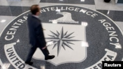 美國中央情報局(CIA)標誌