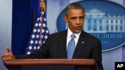 Presiden AS Barack Obama akan mengajukan rencana memotong pajak perusahaan bagi penciptaan lapangan kerja baru (foto: dok).
