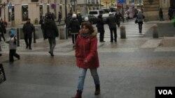布拉格街头