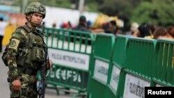 Una explosión en la frontera entre Colombia y Venezuela el jueves, dejó 14 heridos.